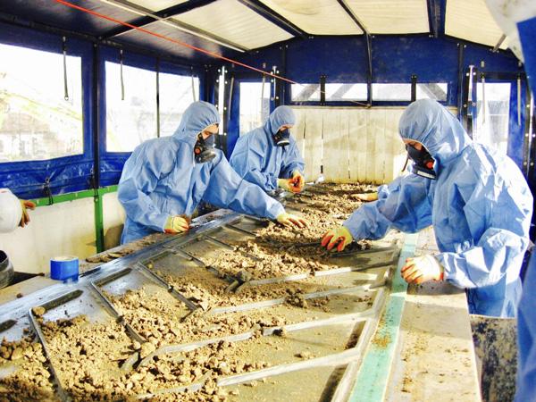 asbestos project planning